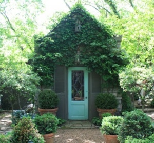 My dream writing cottage