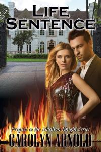 Life Sentence Cover Kindle