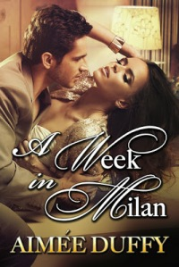 A WEEK IN MILAN Cover Image2