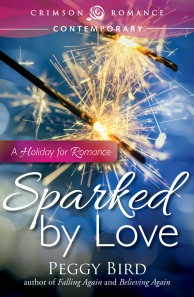 Sparked by Love cover