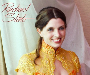 Author Picture - Rachael Slate