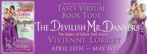 The Devilish Mr. Danvers by Vivienne Lorret