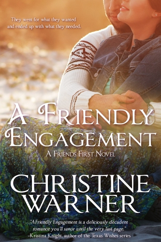 A Friendly Engagement - Cover